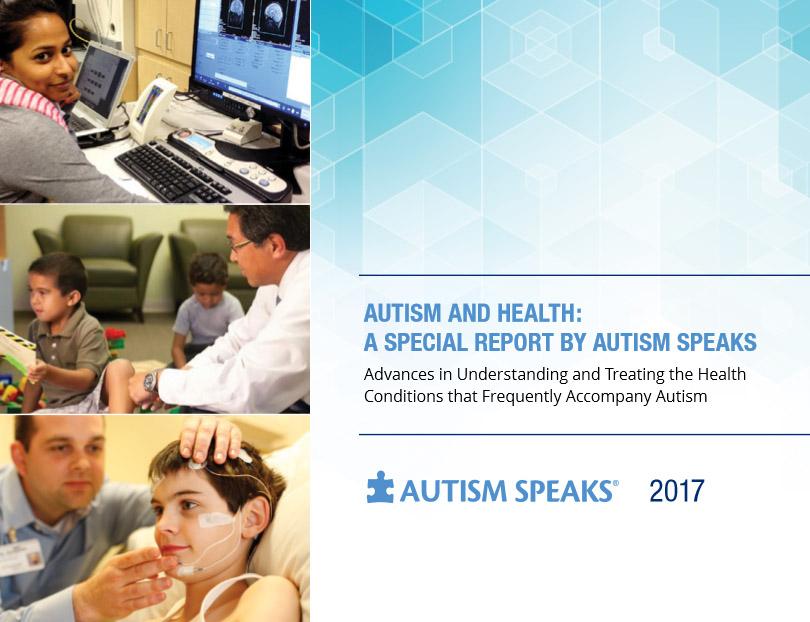 report autism